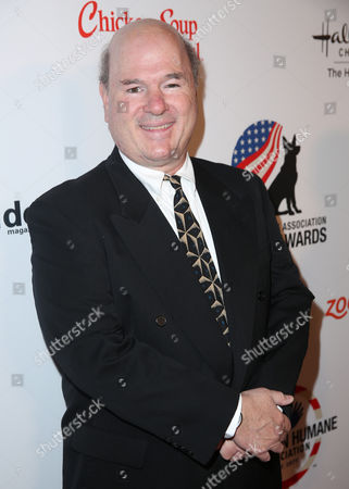 Larry Miller attends the American Humane Association's 4th Annual Hero Dog Awards at the Beverly Hilton Hotel, in Beverly Hills, Calif