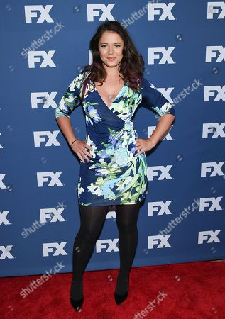 """Stock Photo of Actress Kether Donahue attends FX Networks upfront premiere of """"The People v. O.J. Simpson: American Crime Story"""" at the AMC Empire 25, in New York"""
