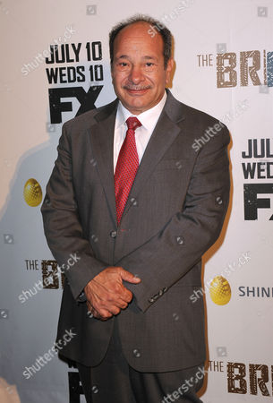 "Juan Carlos Cantu seen at FX's ""The Bridge"" Premiere, on in Los Angeles, CA"