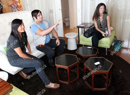 Mason Musso visits the Xbox 360 and Children's Miracle Network Gaming and Giving for Good (G3) Miracle Lounge on in West Hollywood, Calif