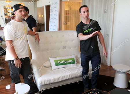 Stock Picture of Nick Hogan visits the Xbox 360 and Children's Miracle Network Gaming and Giving for Good (G3) Miracle Lounge on in West Hollywood, Calif