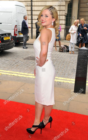 Mia Austen at the London Gala Screening of Summer In February on Monday, June 10th, 2013 at Curzon Mayfair, London, United Kingdom