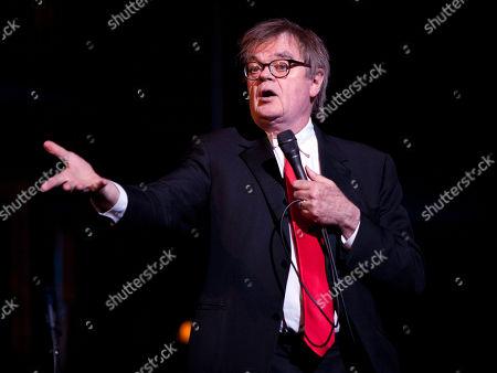Garrison Keillor brought his live radio show A Prairie Home Companion to The Fox Theatre on in Atlanta, Ga