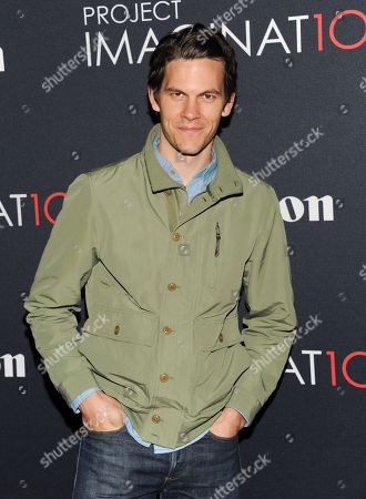 """Tom Lipinski attends the global premiere of Canon's """"Project Imaginat10n"""" Film Festival at Alice Tully Hall on in New York"""