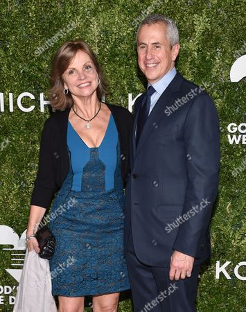 "Restaurateur Danny Meyer and wife Audrey attend the ""God's Love We Deliver"" Golden Heart Awards at Spring Studios, in New York"