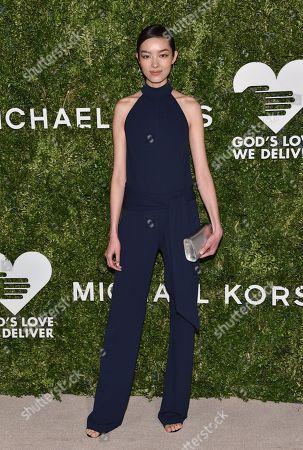 "Fei Fei Sun attends the ""God's Love We Deliver"" Golden Heart Awards at Spring Studios, in New York"