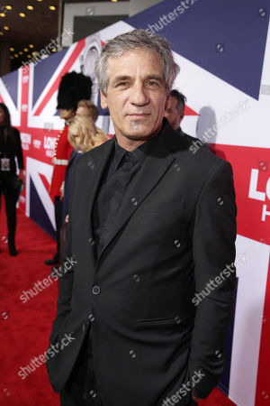 Alon Aboutboul seen at Grammercy Pictures Present the Los Angeles Premiere of 'London Has Fallen' at ArcLight Hollywood, in Hollywood, CA