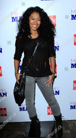 """Stock Image of Actress Denyce Lawton seen at GSN """"Mind of a Man"""" Premiere Launch Party, on in West Hollywood. California"""
