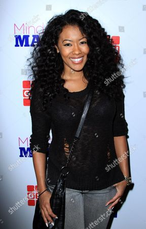 """Actress Denyce Lawton seen at GSN """"Mind of a Man"""" Premiere Launch Party, on in West Hollywood. California"""