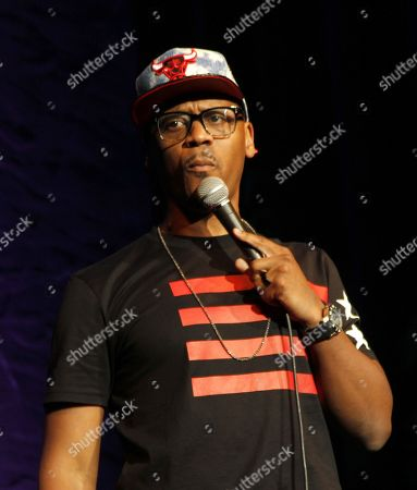 Editorial picture of HartBeat Weekend Comedy All All-Stars Show Hosted by Kevin Hart, Atlantic City, USA - 23 Aug 2013