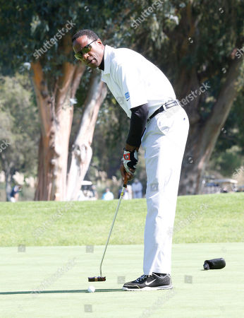 Willie Gault attends the Hilton HHonors Charitable Golf Series Finale Event, on at the Riviera Country Club in Pacific Palisades, Calif