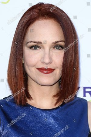 Stock Image of Amy Yasbeck attends HollyRod's 17th Annual DesignCare Gala held at The Lot Studios, in West Hollywood, Calif