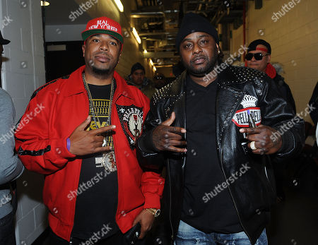 """Editorial photo of Hot 97's """"Busta Rhymes & Friends: Hot For The Holidays"""" Concert, Newark, USA - 5 Dec 2015"""