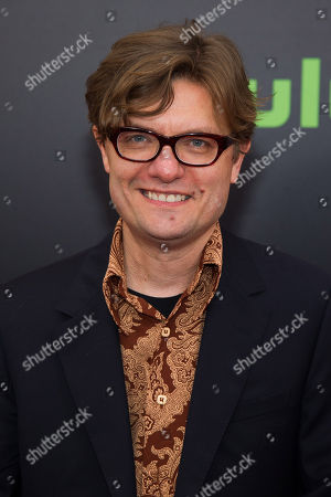 """James Urbaniak attends the Hulu Original """"Difficult People"""" premiere at the SVA Theater, in New York"""