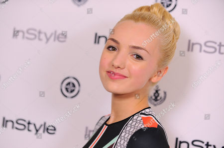 Peyton R. List arrives at the InStyle Summer Soiree at the Mondrian Hotel on in Los Angeles