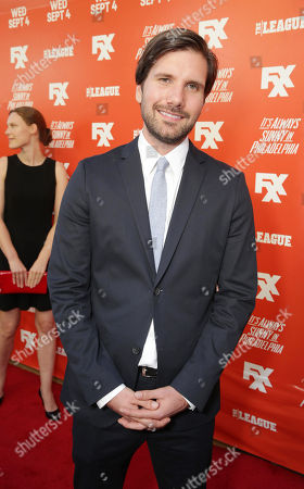 Jon Lajoie seen at It's Always Sunny in Philadelphia and The League Premiere, on Tuesday, Sep, 3, 2013 in Los Angeles