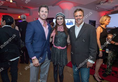Editorial picture of Jenny McCarthyâ?™s 7th Annual Rescue Our Angels Event, Chicago, USA - 9 May 2014