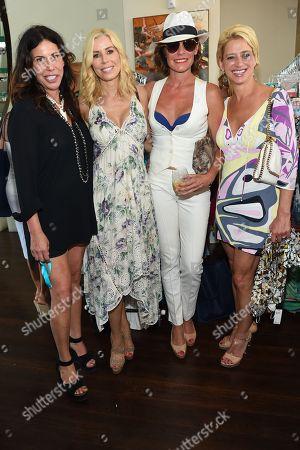 Editorial photo of Jill Zarin's 3rd Annual Private Luxury Benefit Luncheon, Southampton, USA - 18 Jul 2015