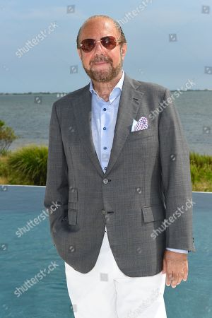 Bobby Zarin attends Jill Zarin's 3rd Annual Private Luxury Benefit Luncheon in Southampton, in New York
