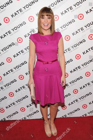 Editorial photo of Kate Young Partners With Target, New York, USA - 9 Apr 2013