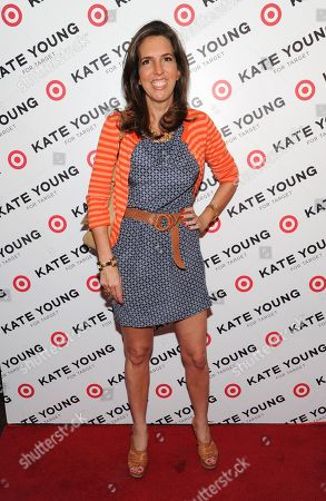 Editorial picture of Kate Young Partners With Target, New York, USA - 9 Apr 2013