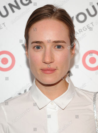 Stock Photo of Daphne Javitch attends a party to celebrate stylist Kate Young's collaboration with Target at Old School on in New York
