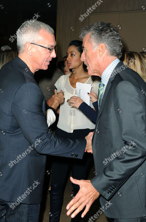 Stock Image of Dr. Drew Pinsky, at left, and Christopher Kennedy Lawford are seen at the LA Friendly House Luncheon on in Beverly Hills, Calif