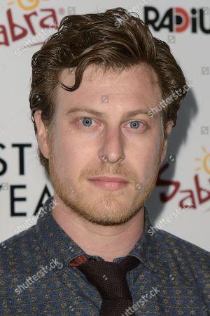 "Noah Segan arrives at the LA Premiere of ""The Last Five Years"", in Los Angeles"
