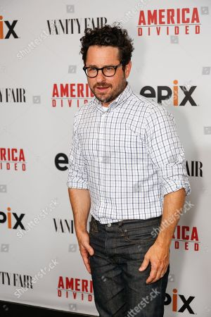 "Director and Producer J.J. Abrams arrives at the LA Premiere of ""America Divided"" at The Billy Wilder Theater, in Westwood, Calif"