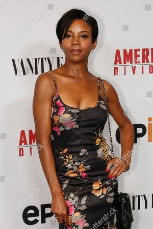 "Editorial picture of LA Premiere of ""America Divided"" - Arrivals, Los Angeles, USA - 20 Sep 2016"