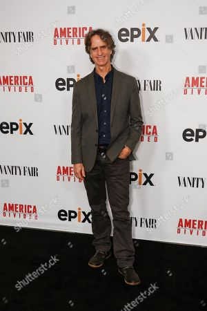 "Jay Roach arrives at the LA Premiere of ""America Divided"" at The Billy Wilder Theater, in Westwood, Calif"