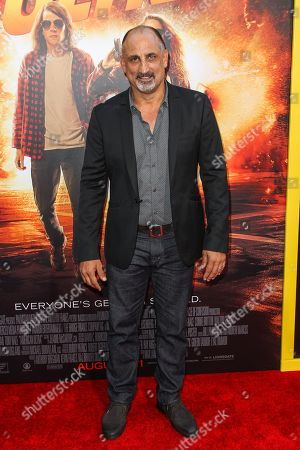 """Stock Picture of Michael Papajohn attends the Los Angeles premiere of """"American Ultra"""" at the Ace Hotel on"""