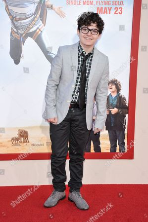 """Braxton Beckham arrives at the LA Premiere of """"Blended"""" held at the TCL Chinese Theatre, in Los Angeles"""