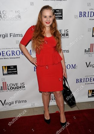 """Editorial picture of LA Premiere of """"Bridegroom"""", Beverly Hills, USA - 15 Oct 2013"""
