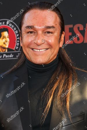 Nick Chavez attends the premiere of Pantelion Films and Participant Media's 'Cesar Chavez' at TCL Chinese Theatre on in Los Angeles