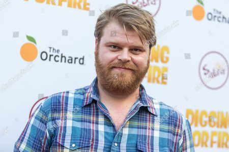 Steve Berg attends the premiere of 'Digging for Fire' at the Arclight Cinema on in Los Angeles