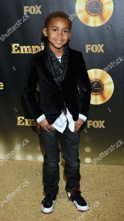 "Stock Photo of Actor Genis Wooten seen at LA Premiere Of ""Empire"" at Arclight Cinema Dome, in Hollywood, California"