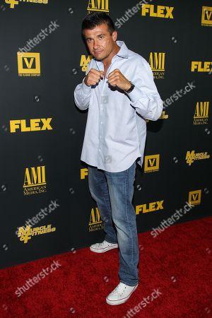 "Editorial photo of LA Premiere of ""Generation Iron"", Los Angeles, USA - 18 Sep 2013"