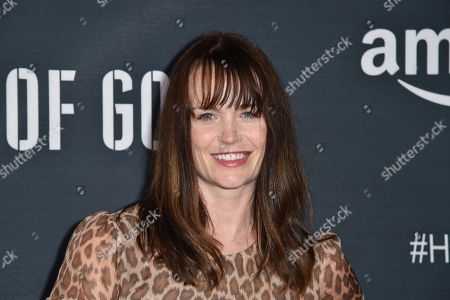 """Editorial image of LA Premiere of """"Hand of God"""" - Arrivals, Los Angeles, USA - 19 Aug 2015"""