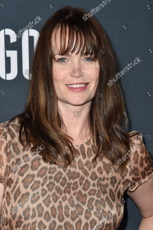 """Stock Picture of Sprague Grayden arrives at the Premiere of """"Hand of God"""" held at the Ace Hotel, in Los Angeles"""