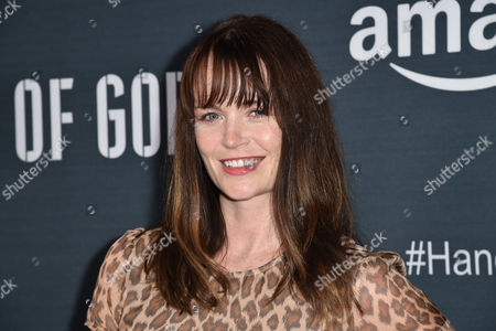 """Editorial picture of LA Premiere of """"Hand of God"""" - Arrivals, Los Angeles, USA - 19 Aug 2015"""