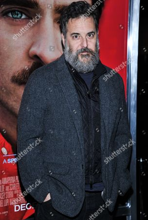 """Mark Romanek arrives at the LA Premiere of """"Her"""" - Arrivals at at the Directors Guild of America, on in Los Angeles"""