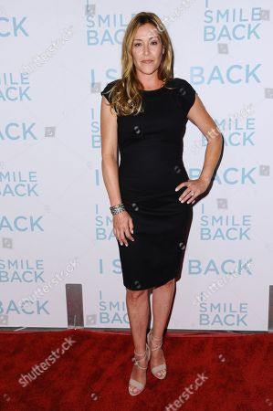 """Stock Image of Paige Dylan attends the LA Premiere of """"I Smile Back"""" held at ArcLight Hollywood, in Los Angeles"""