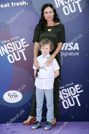 """Editorial image of LA Premiere Of """"Inside Out"""" - Arrivals, Los Angeles, USA - 8 Jun 2015"""