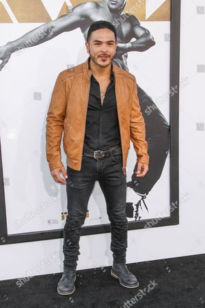 """Gilbert Saldivar arrive at the Los Angeles premiere of """"Magic Mike XXL"""" at the TCL Chinese Theatre on"""