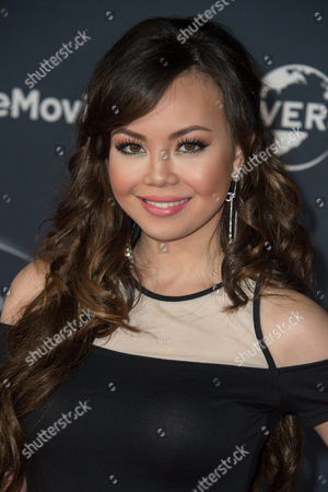 "Anna Maria Perez attends the Los Angeles Premiere of ""Manny"" at the TCL Chinese Theatre, in Los Angeles"