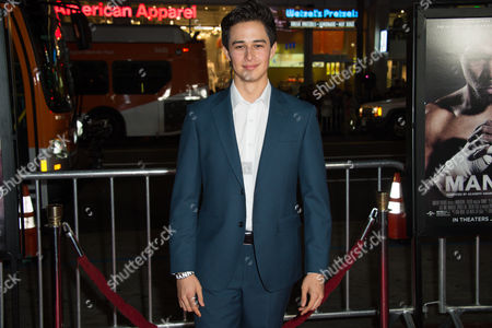"""Ivan Dorschner attends the Los Angeles Premiere of """"Manny"""" at the TCL Chinese Theatre, in Los Angeles"""