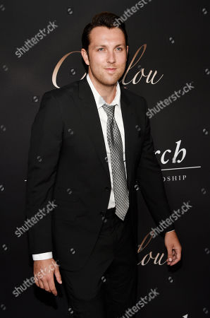 "Christian Madsen, a cast member in ""Mr. Church,"" poses at the premiere of the film at the ArcLight Hollywood, in Los Angeles"