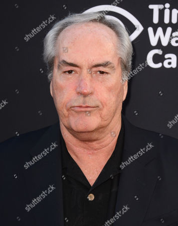 """Powers Boothe arrives at the Los Angeles premiere of """"Sin City: A Dame To Kill For"""" at the TCL Chinese Theatre on"""