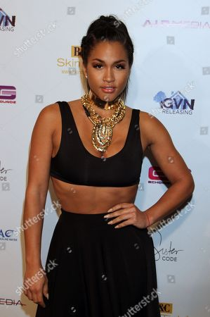 """Rosa Acosta seen at LA Premiere of """"Sister Code"""" at Universal Theaters AMC, in Universal City, California"""